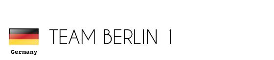 Germany Team Berlin 1